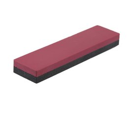 Wholesale Anself Grit Double Side Combination Whetstone Alumdum Knife Sharpening Stone Sharpeners for Knives Afiador De Faca