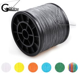 Extreme strong Braided PE Fishing Line 1500m 10lb-100LB Linha De Pesca Multifilament Fishing Line Material Braid For Fishing