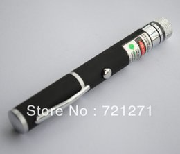 Wholesale Portable nm mW Green Laser Pointer Set with Special Effect xAAA