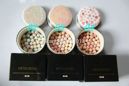 Wholesale Top Brand Powder Ball Meteorites Poudre Visage Pearls Powder Face Powder g Loose Powder Have Color