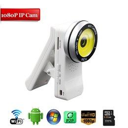 Mini wifi sport camera outdoor ip camera hidden video recorder 1080P Model