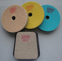 Small round disc 9PX4X1.2cmX1.5cm cleaning and polishing series of cleaning and polishing for marble, granite, tile polished surface and des