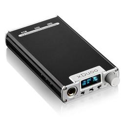 Wholesale xDuoo XD Audio DAC Headphone Amplifier HD OLED display Support BIT KHZ PCM DSD BIT KHZ DXD PC USB Decoding