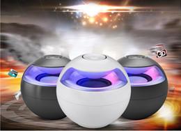 AJ-69 High Quality Mini Active Bluetooth Stereo Speakers mini speaker bluetooth speaker With Micphone LED Light loudspeaker surround sound