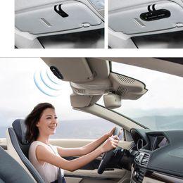 Wholesale Wireless Multipoint Speakerphone Bluetooth HandsFree Car Kit Speaker With Sun Visor Clip