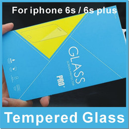 Tempered glass for Iphone 6s 3d curved iphone 6 6plus samsung s6 edge plus tempered glass Screen Protector 0.2MM 9H 2.5D