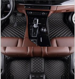 Wholesale Best quality Custom special floor mats for Mercedes Benz CLA Class waterproof non slip carpets for CLA Class