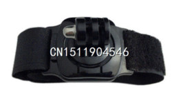 New Arrival 360 Degree Rotation Gopro Wrist Hand Strap Band Mount For Gopro Hero 3+ 3 2 Gopro