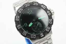china bezel man hot Original belt braND new date sell well Automatica brand men watch stainless steel uxury wristwatch men's Watches