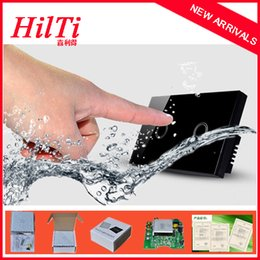 Wholesale China Hilti NEW Product Style Gang Way wall switch for home automation smart home CE FCC RoHS C Tick Approved