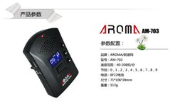 Wholesale Aroma AMT voice electronic metronome wheel control is easy to adjust