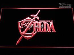 e040-r Legend of Zelda Video Game Neon Light Sign