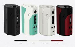 Evic vtc à vendre-Authentic Wismec Reuleaux RX200W TC Mod 3 * 18650 Powered By Joyetech Chip Wismec RX200 Vape Mods vs Reuleaux DNA200 Evic VTC Mini