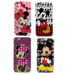 Wholesale USA Flag Nutella Elephant Minnie Mouse Mickey Soft TPU Case For Iphone S Plus Lace Tower Owl Bowknot Flower Camera Balloon Cake Skin