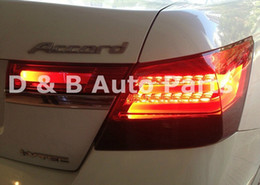 Wholesale Brand New Light Bar Led Rear Light Led Tail Light Led Tail Lamp For Honda Accord