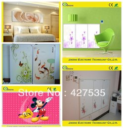 Wholesale home heating for winter infrared wall panel heater