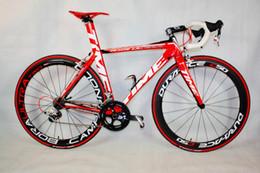 Fibra de carbono bicicleta en venta-Time rxrs Bicicletas Completas Fibra de Carbono Ciclismo Bicicleta Completa con Diferentes Grupos Marco Ruedas manillar sillín de vástago EMS Free