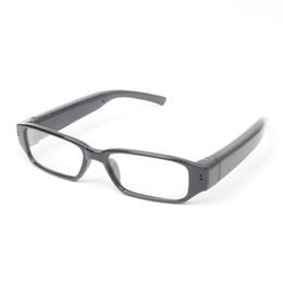 Las mini cámaras digitales en Línea-gafas protectoras 12MP COMS Full HD 1080P Moda Gafas de diseño de la cámara del ojo mini DVR cámara web USB de disco PC de la cámara grabadora de vídeo digital