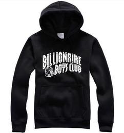 Wholesale Casual Autumn Winter Sports Hoodies - 2015 new autumn winter brand Hoodie sweatshirt hip hop BILLIONAIRE BOYS CLUB BBC fashion men's sports fleece pullover1126