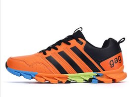 Wholesale Runner men running shoes high quality fly sneakers for men sport shoes brand running Eur size