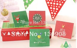 Wholesale-Christmas Cards +Envelopes