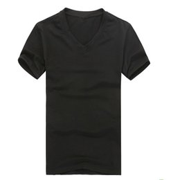 Wholesale The Men s Fashion T shirt A Healthy And Environmentally Friendly Products Bamboo Fiber Short Sleeved T shirt