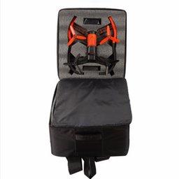 Wholesale 2016 new come Waterproof Backpack Rucksack Knapsack for Parrot Bebop Drone Quadcopter Vs DJI Phantom bag
