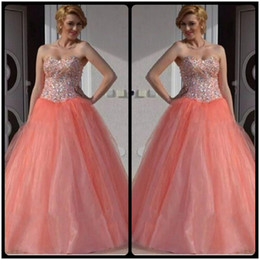 Pretty Puffy Dresses for Sweet 16 Sixteen Princess Quinceanera Dresses masquerade Ball Gowns for Girls