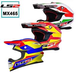 Wholesale Champion Men Motorcycle Motocross Helmet Air Pump Protective Gear Motor Capacete Casco Ls2 MX456