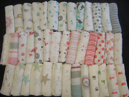 Wholesale Hot selling Aden Anais Multifunctional Newborn Swaddle Big Size Baby Towel Muslin Cotton Baby Blankets x110cm