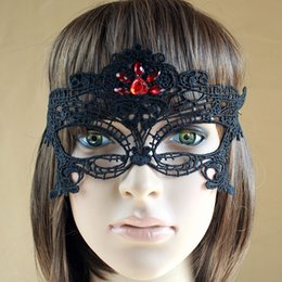 Black Cut Outs Party Masks Embroidered Eye Mask Mardi Gras Masks Lace Sexy Masquerade Masks For Women Sex products WQ526