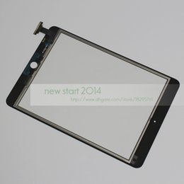 for iPad mini 2 High Quality 100% Tested Well Touch Screen Glass Digitizer Replacement Free Shipping