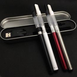 Wholesale buddy mini electronic cigarette pen buddy bud CBD vaporizer pen cartridge vaporizer oil smoking e cigarette starter kit wax oil vape pen