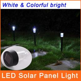 Voies d'aménagement paysager en Ligne-Lumière solaire Powered for Garden Lawn Pathway Décoratifs Paysage Soleil Lumières Éclairage Extérieur Lumière solaire OSL006