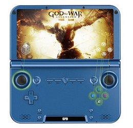 Descuento ips tableta al por mayor Al por mayor-GPD XD RK3288 2G / 32G 5 'Game Tablet PC Quad Core IPS Android Game Player Consola de videojuegos color azul D3459L