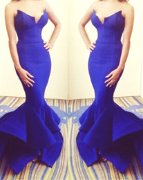 Mermaid Prom Dresses Long Luxury Material Special Women Evening Gowns Sheath Elegant Chic Custom Made Prom Dress