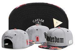 Wholesale 2015 CAYLER SONS X Blazin Amsterdam Adjustable Snapbacks Baseball Cap Hats Sweet Au Revoir cap New York City Roll Light Smoke Ball caps