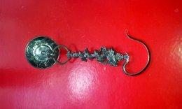 Wholesale eye silver copper long hook