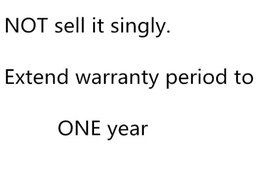 Wholesale Extending warranty period to ONE year
