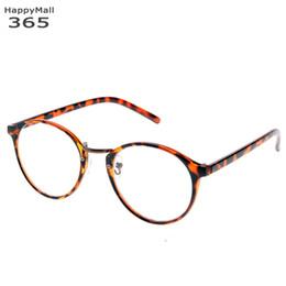 Wholesale-Women glasses clear lens round women vintage glasses optical computer men eyeglass frames oculos de femininos 12