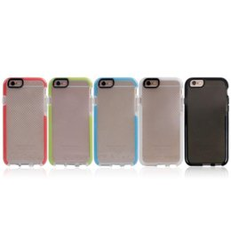 Wholesale Evo Mesh Sport Case for iPhone s iPhone s Plus PC TPU Material Protector with Retail Package up