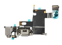 Cargos cables iphone en Línea-Puerto de carga USB del muelle del cargador Cable Flex Conector USB Puerto de carga del muelle del cargador Flex Cable conector para el iPhone 5 5G