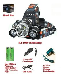 Running Time 5hours !!! 5000 Lumens LED Headlight with 3xCREE XML T6 LED+3200mA batteries+4.2V 2A Charger(fast charging speed)