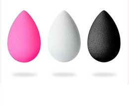 Wholesale The Original Beauty Makeup Sponge Blender Pink Pro Pure Latex Free Foundation Powder Blender Applicator Puff Beauty Tools DHL