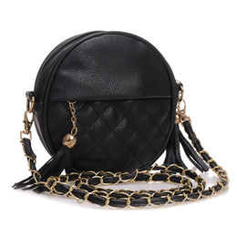 Designer Crossbody Bag For Women Messenger Bag Ladies Shoulder Bags Mini Tassel Chain Bag Leather Handbags