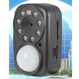 Wholesale Quad band GSM MMS Alarm photo video Camera DV remote monitor PIR IR night vision MMS Alarm camera X110