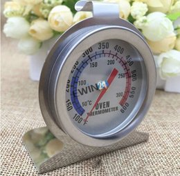 Wholesale 4PCS Kitchen Stainless Steel Oven Cooker Thermometer Digital Temperature Gauge C C F F Kitchen Tool with