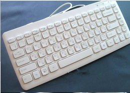 Wholesale Keyboard Russian Russia for PC Laptop Notebook USB Mini Chocolate Keyboard Wired for Acer