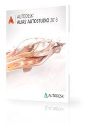 Wholesale Autodesk Alias AutoStudio English Full Version Color packaging