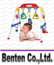 Wholesale Creative Early Educational Learn Years Multicolor Plastic Baby Toys Music Play Learning Gym Toys LLFA4653F
